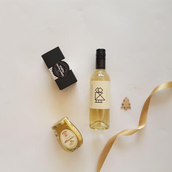Arany és fekete 1.0 - bor, chutney, méz